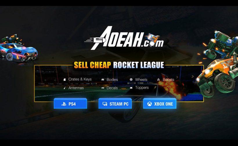 Buy Rocket League Crates - AOEAH