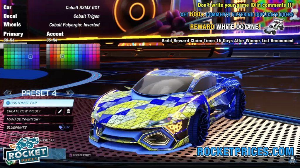 Cobalt R3MX GXT